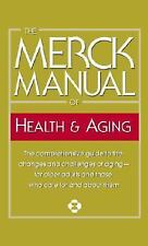 The Merck Manual of Health & Aging  Mass Market Paperback