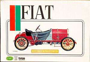 Pocher Fiat Grand Prix De France 1907, 1/8 Scale