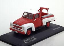 Whitebox 216290 Chevrolet 3100 Tow Truck Rouge Wb233 Échelle 1 43