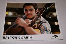 EASTON CORBIN RARE 8 X 10 RARE PROMO PHOTO OUT OF PRINT HTF CELEBRITY PHOTO