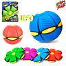 LED fliegende UFO Phlat Ball Junior Junior Bullyland Werbung Beach Toy