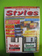 MIDI Hits Styles (RYTHME) Nº 1