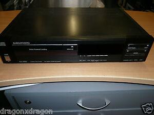 Grundig CD 7550 High-End CD-Player, RARITÄT, funktionsfähig, 2J. Garantie