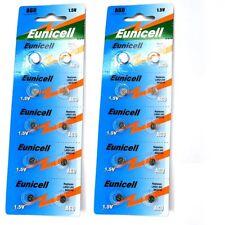 EUNICELL - 20 PILES  AG0 / SR521 / LR521 / 379 /SR521SW  1,5V ALCALINE