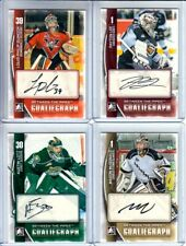 2013-14 Between the Pipes Autographs #APL Payton Lee