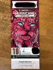 HURRICANE Festival 2018 Ticket