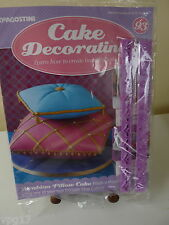 DeAGOSTINI CAKE DECORATING  MAGAZINE  INTRICATE STRIP CUTTERS   No 93  NEW