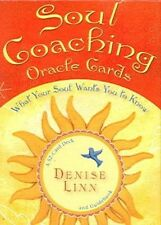 Soul Coaching Oracle Cards 9781401908003 by Denise Linn Paperback