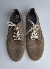 Clarks Shoes Flats Beige Lace Up Oxford Mens Size 13 M