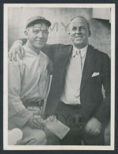 """1930 Warren Giles, Baseball Hall of Famer """"One of the Earliest Known Photos"""""""