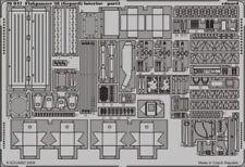 Eduard Flakpanzer 38 (Gepard) Inneneinrichtung für Italeri Kit 1:35 Art 36047