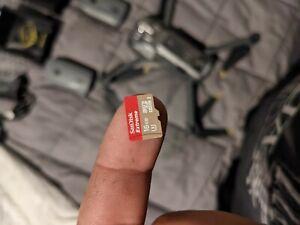 DJI Mavic Pro with 2 extra batteries + titanium blades