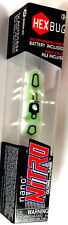 HEXBUG Nano Nitro White/Green Glows in the Dark Sealed in box