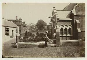 Rye Congregational Church 1888 Photo By Frith