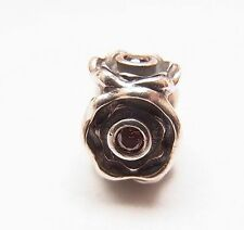 Original Pandora Beads Element Blume Stein 790.... Silber Charms Nr.21