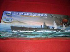 Riich ® rs20001 1:200 USS Gato ss-212 (1942) & os2u-3 Kingfish Nouveau neuf dans sa boîte