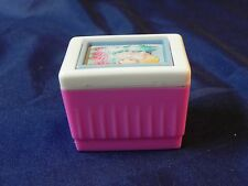 VHTF Vintage Mattel Viacom Dora the Explorer Replacement PINK FLIP COOLER G5754