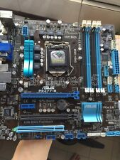 ASUS P8Z77-M Motherboard LGA1155 Chipset Intel Z77 With I/O Backplane