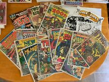 Jack Kirby Fan Mix 1st apps silver bronze copper modern age books and limited...