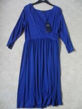 Marks and Spencer V-Neck 3/4 Sleeve Wrap Dresses