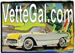 Vette Gal 1953 - 1962 Corvette Part