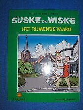 Speciale suske en Wiske Het rijmende paard met groene omslagcover sc 2003
