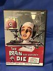 The Brain That Wouldn't Die (DVD, 2006, Full Screen, Slim-case)