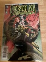 POISON IVY CYCLE OF LIFE AND DEATH #1 SIGNED BY Amy CHU!