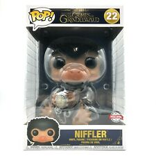 Funko Pop! NIFFLER Fantastic Beasts The Crimes of Grinderwald SUPER SIZED 10''