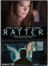 Ratter DVD (2016) Ashley Benson, Kramer (DIR) cert 15 ***NEW*** Amazing Value