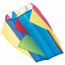 Pocket Nylon Parafoil Kite 60cm X 51cm With Line Storage Bag