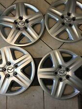 4-MAZDA 3 6 2005 06 07 08 09 10 11   HUBCAPS WHEEL COVERS HUB CAP A/m.16""