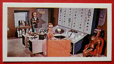 "Barratt THUNDERBIRDS 2nd Series Card #24 - Brains at Work with a New ""Toy"""