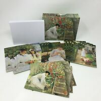 (20) American Impressionists Blank Notecards - Women in White - by Galison