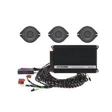 Alpine SPC-200AU Sistema Top upgrade Audi A4 A5 Q5 con DSP + Ampli integrato