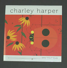 Charles/Charley Harper 2011 Small Wall Calendar