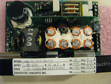 CONVERTER CONCEPTS ( DRS ) POWER SUPPLY MODUAL 382579-1 NSN: 6130-01-380-6674