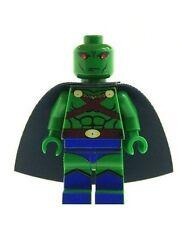 Design Personnalisé Figurine Martian Manhunter B Super-Héros Imprimé sur LEGO Pièces
