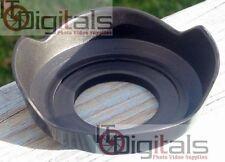77mm Flower lens Hood Sun Shade Fits 77 mm Front Threads lenses
