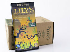 Lily's Sweets - Original Chocolate 3 oz 1 Bar - Sugar Free - 55% Dark Chocolate