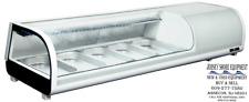Spartan Refrig Ssc 53 Spartan Refrigerated Sushi Case 53 Led Lighting