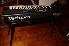 90s Vintage TECHNICS Digital Piano SX-KN800 Midi Keyboard PCM SYNTHESIZER Synth