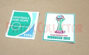 Club World Cup Morocco 2013 Sleeve Soccer Patch / Badge