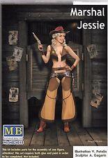 Master Box Pin Up Girl, Gal 1/24, Marshal Jessie 018 St