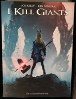 I Kill Giants Movie Tie-In Edition TPB Image Comics Kelly Niimura