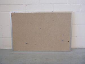Office/Home Penrite by Visucom Pin Board Cream Fabric 37085