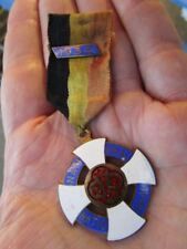 Original WWI Belgium UNKNOWN 1934 Dated Medal  ~ BIG COLLECTION!!!