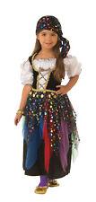 Gypsy Child Girls Costume NEW Fortune Teller