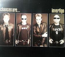 INVERTIGO 4 TRACK CD CHANCES ARE FREE POST IN AUSTRALIA