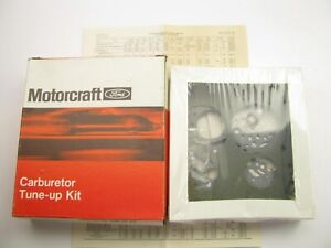 Motorcraft CT-897B Carburetor Rebuild Kit - 70-74 Buick Rochester 4-BBL 4MC 4MV